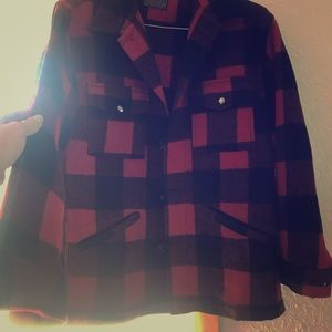 Vintage men's Pendleton jacket